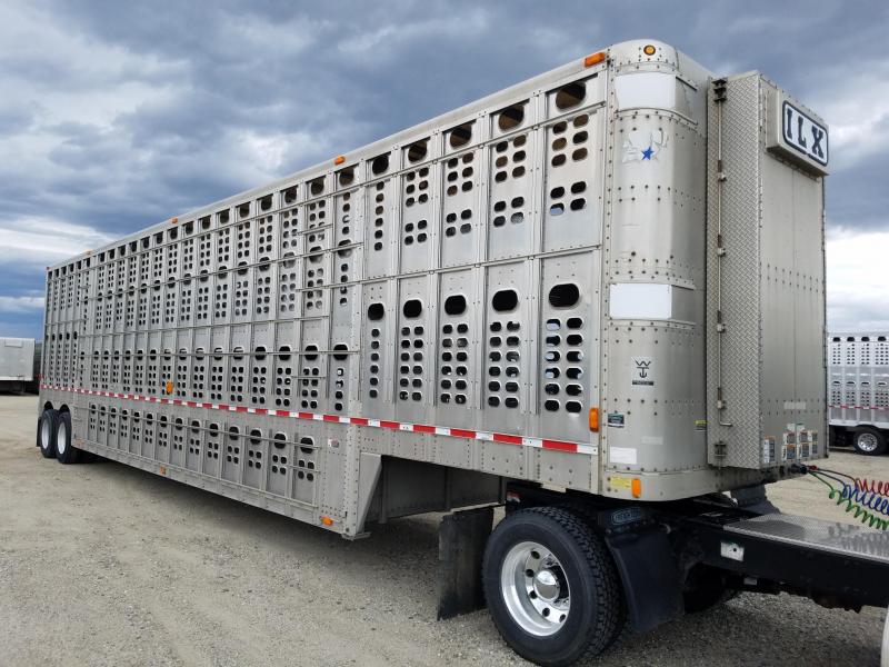2002 Wilson Trailer Company PSDCL-402H Livestock Trailer
