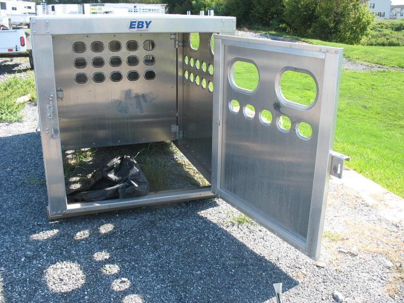 """EBY EBY Livestock Box 6'L x 4'W x 46""""H - Bright Finish  Livestock-Box"""