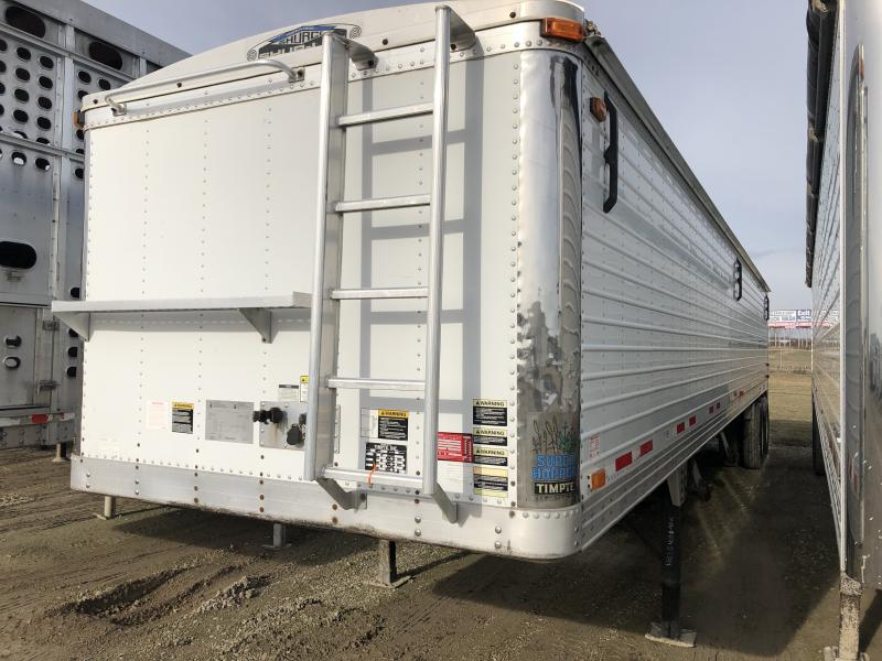 Used 2001 Timpte 40x96x72 Low Tub Grain Hopper Trailer