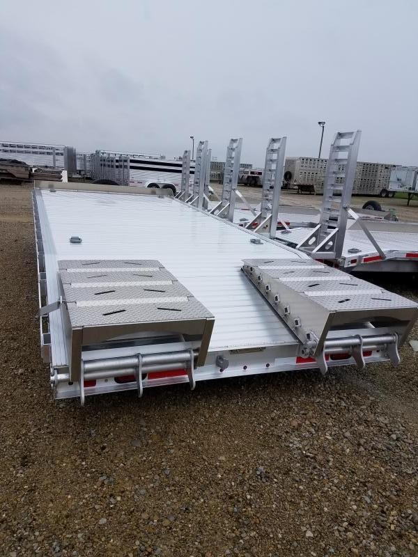 """2020 Eby EBY DO14K 20' x 102""""- Tradesman w/spare  BH Equipment"""