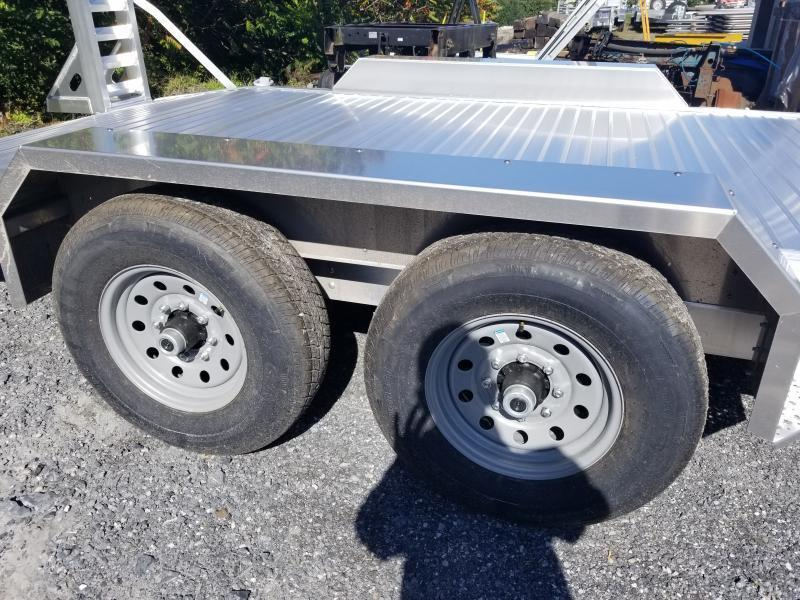 """2020 EBY 18'x82"""" Low Profile Equipment Trailer- Value Package"""