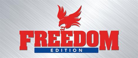 2020 EBY Maverick 24' x 6'11 Freedom Edition