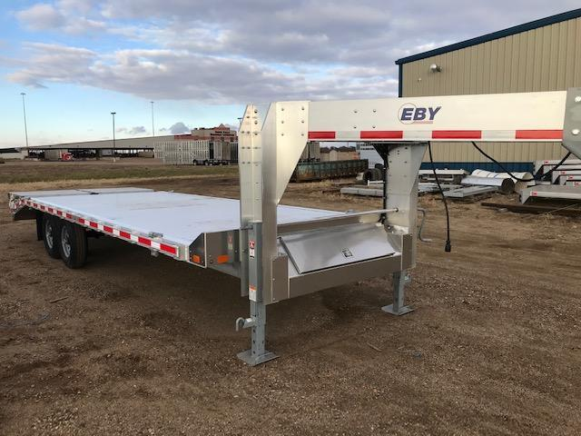 "2020 Eby EBY 24'6"" x 102"" Deckover 15.9K GN - 50/50 Ramps"