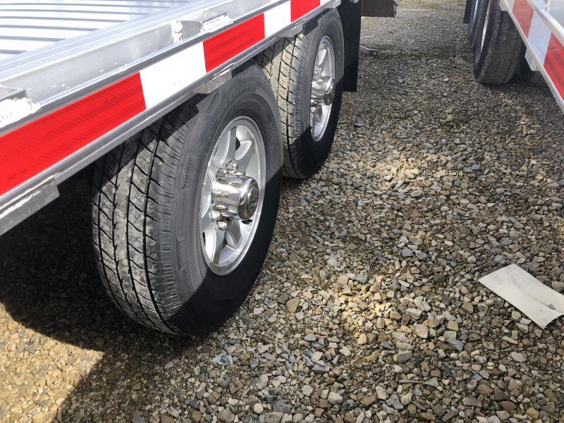 "2020 EBY 18' x 102"" Equipment Bumper Hitch Trailer"