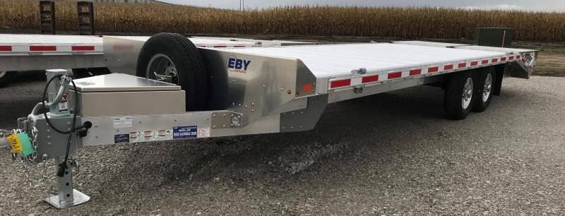 2020 EBY BH Equipment Trailer