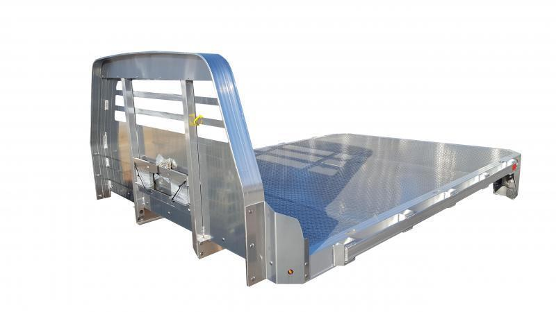 """EBY 11' x 97-1/4"""" Big Country Flatbed  Body"""