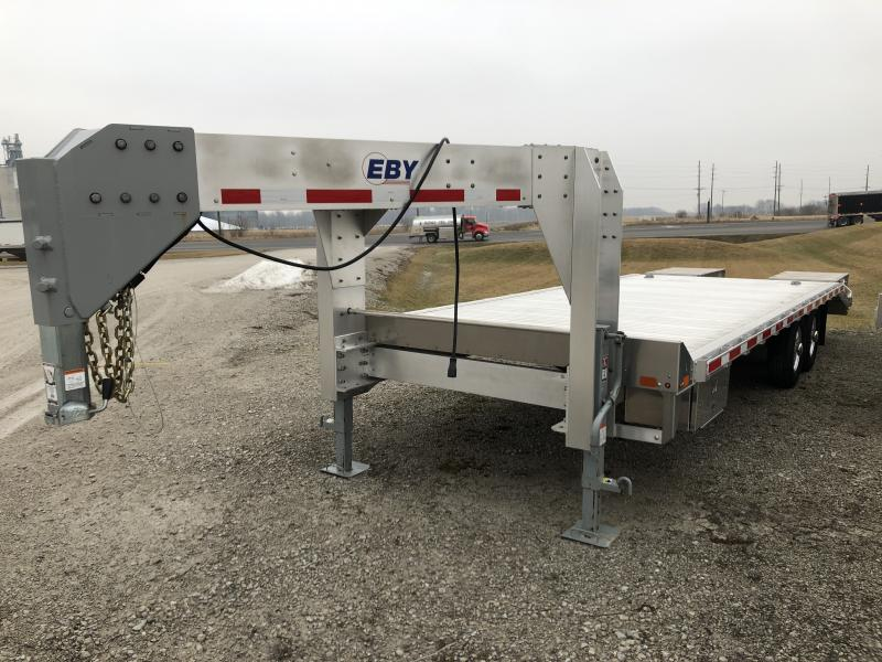 """2018 Eby 24'6"""" x 102"""" Deckover 15.9K GN  GN Equipment"""
