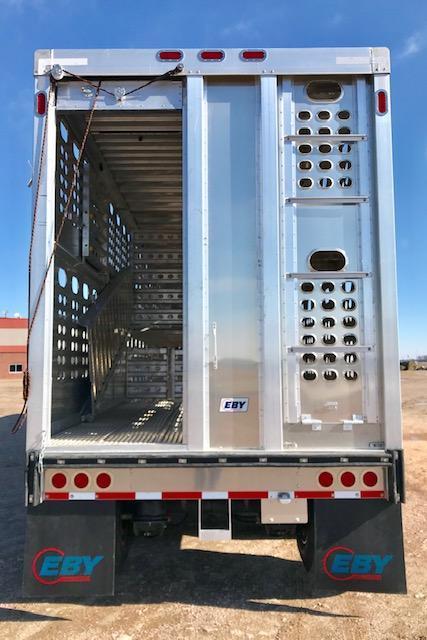 2020 EBY 53' Bull Ride Tri-Axle