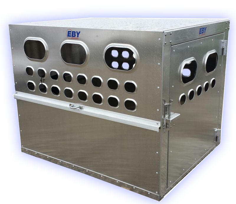 """Eby EBY Livestock Box 5'L x 4'W x 46""""H  Box Livestock-Box"""