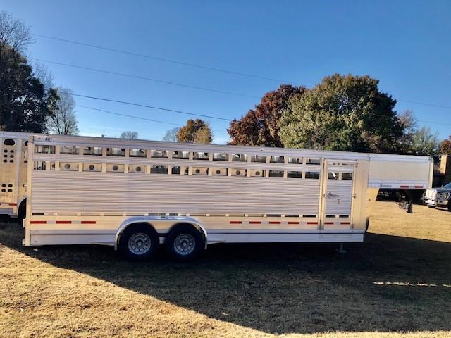 """2020 Eby 24' x 6'11"""" x  6'6'' Mav Slat A Gate Delete  GN Livestock"""