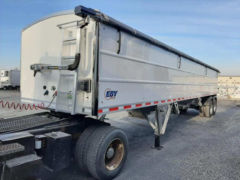 "2020 EBY Generation 40'L x 96""W x 66""T Grain Trailer"