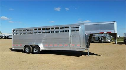 "2020 EBY 24' x 6'11"" x 6'6"" Maverick Gooseneck- Freedom Plus"