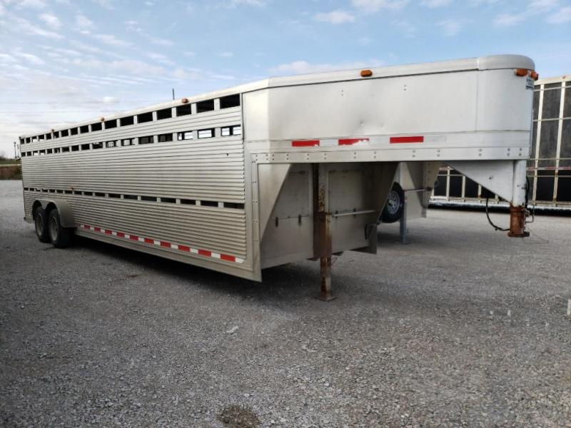 2007 CHAPARAL OF IOWA 28'X7'  GN Livestock