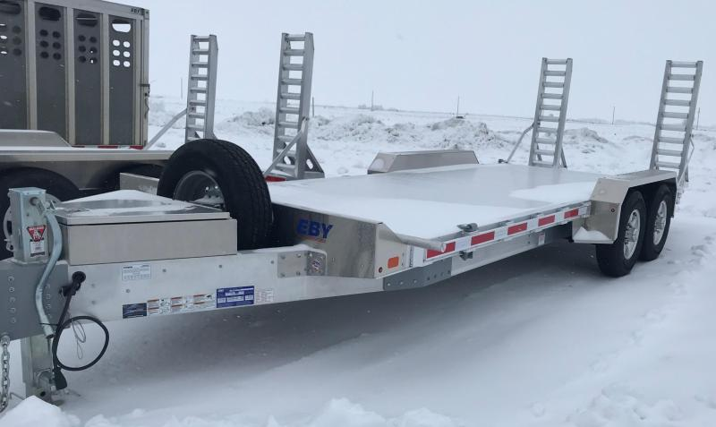 "2020 Eby EBY LP14K 20' x 82"" - Tradesman w/spare  BH Equipment"