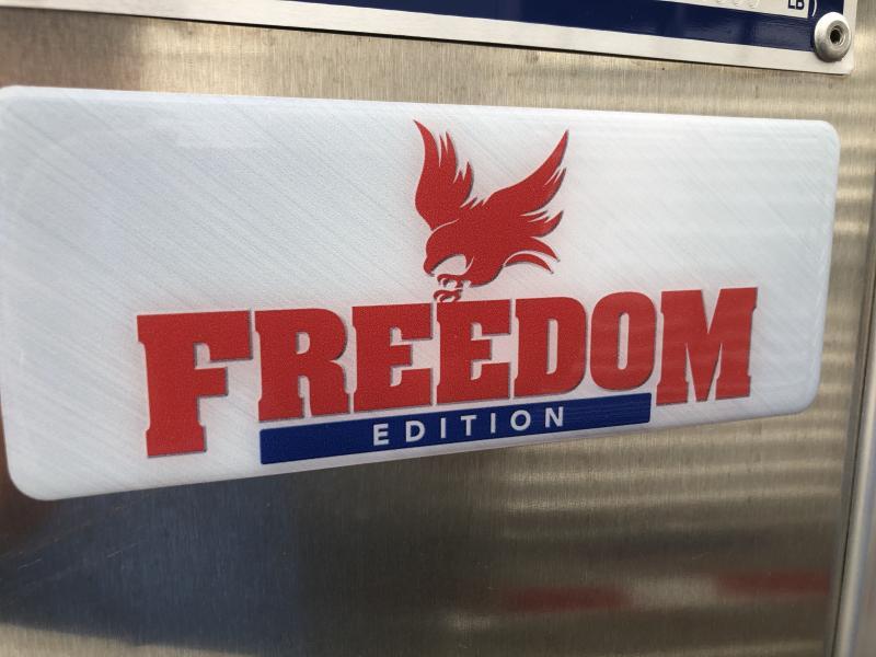 "2020 EBY Maverick 24' x 6'11"" x 6'6'' - Freedom Plus Edition"