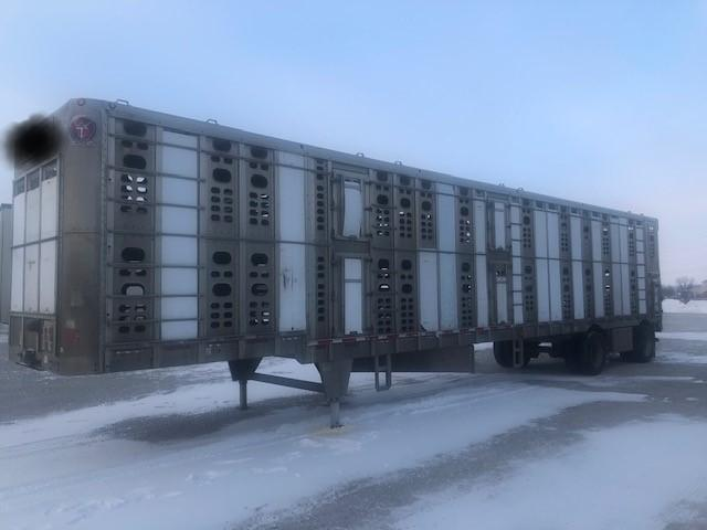 "2008 Wilson 53'x102""x13'6"" Spread 6"" Drop Floor"