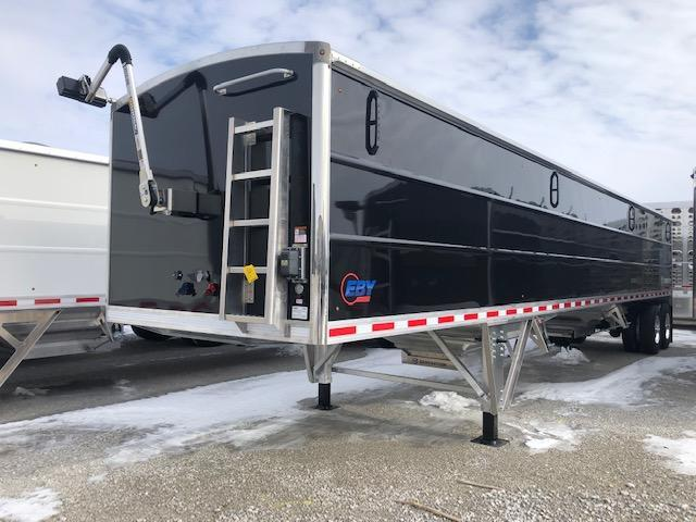 2021 EBY EBY Generation Grain Trailer 42x96x72 Pre Painted Black Charter Pkg - Field Clearance  Semi Grain Trailer