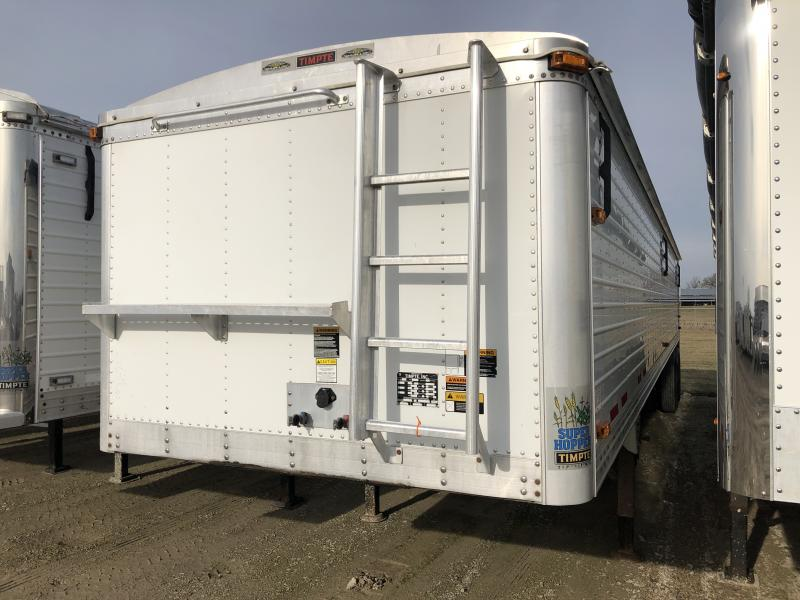 "2004 Timpte 40'x96""x66"" Grain Hopper Trailer"