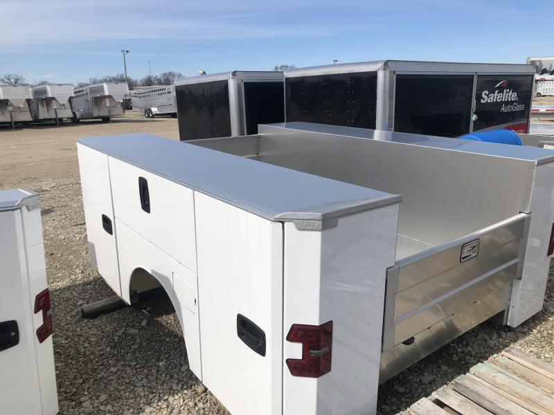 "2019 EBY 9'3"" x 96"" DRW Standard Service Truck Body"
