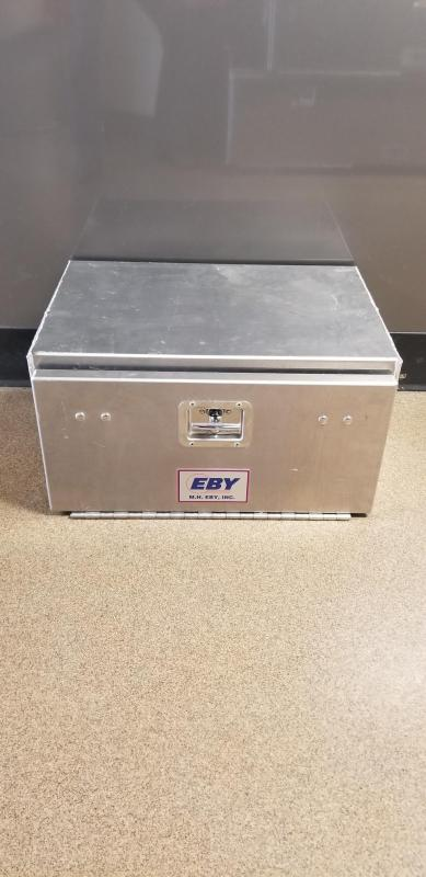 2019 EBY Tool Box Other Trailer