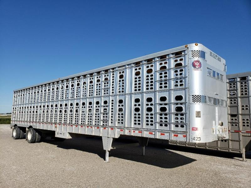 "2008 WILSON 53'x102"" Spread Drop Floor"