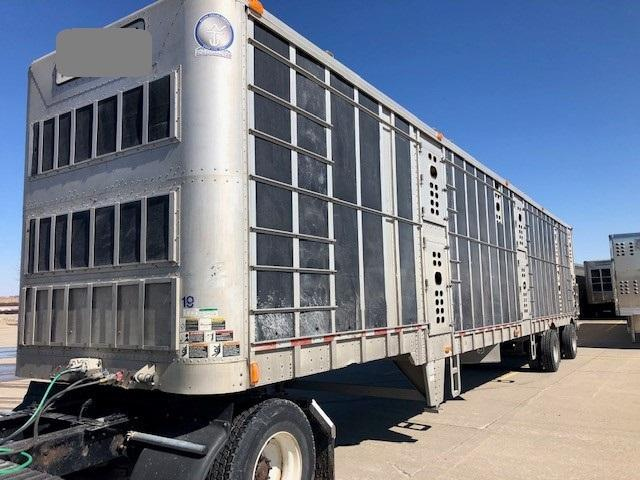 "2007 Wilson 53'x102""x13'6"" Spread Axle Drop Floor"
