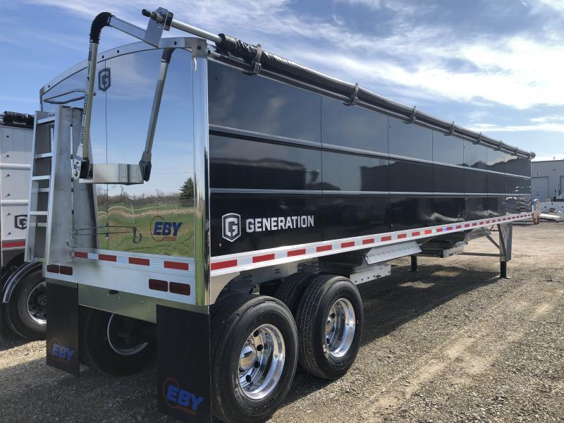 "2021 EBY Generation 40' x 96"" x 66"" Grain Trailer"