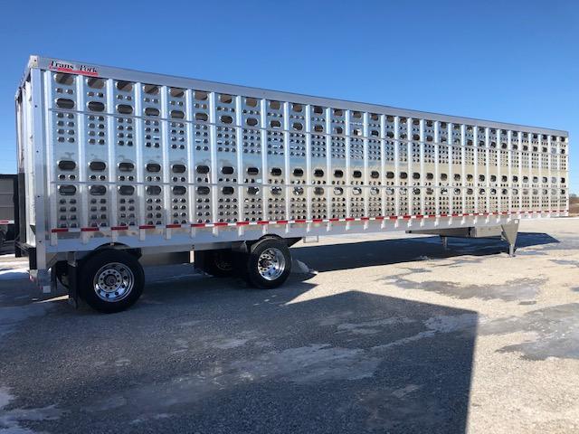 2021 EBY Transpork Livestock Trailer