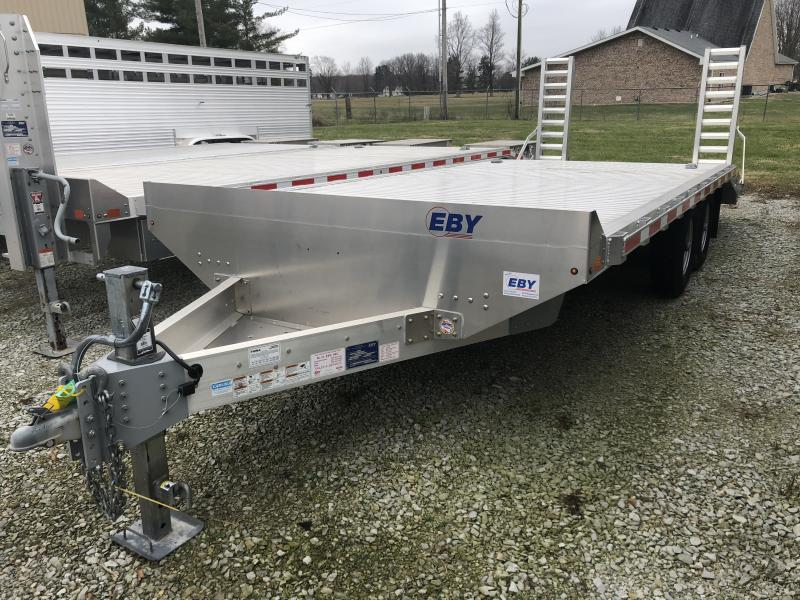 "2018 EBY 20' x 102"" 14K Deck Over - Value  BH Equipment"