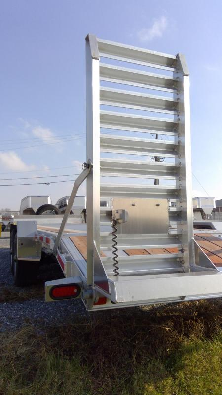 "2019 EBY 25'9"" x 82"" 23K Low Profile BH Equipment Trailer"