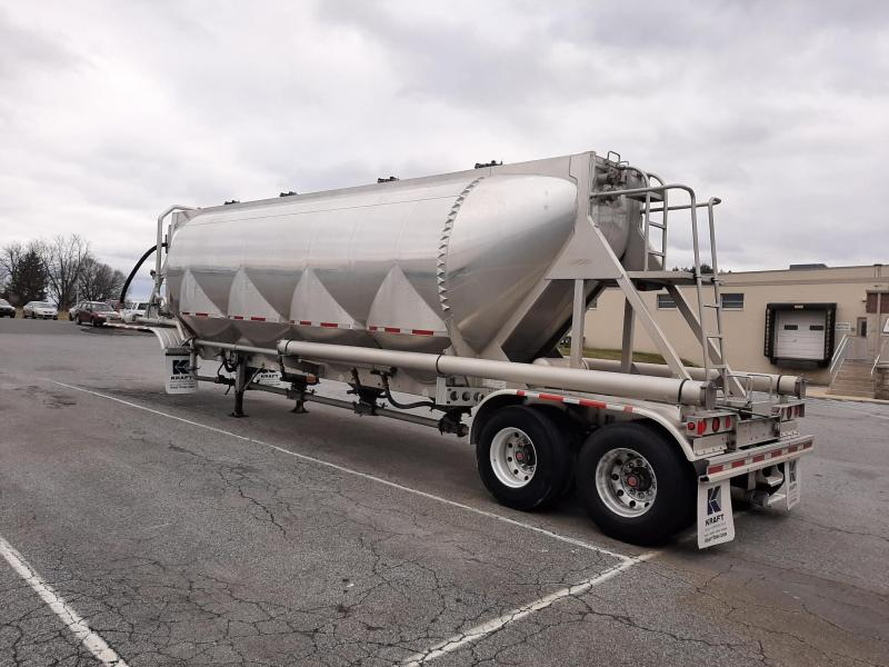 2007 Other Heil Dry Bulk Semi Trailer Grain Hopper