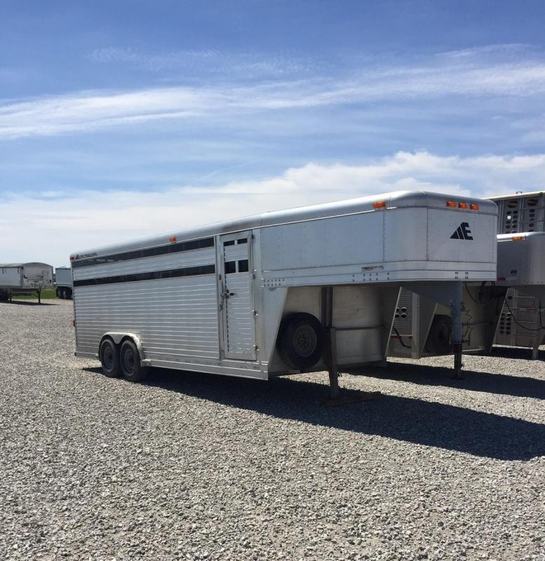 1997 Elite Trailers GN LIVESTOCK Other Trailer
