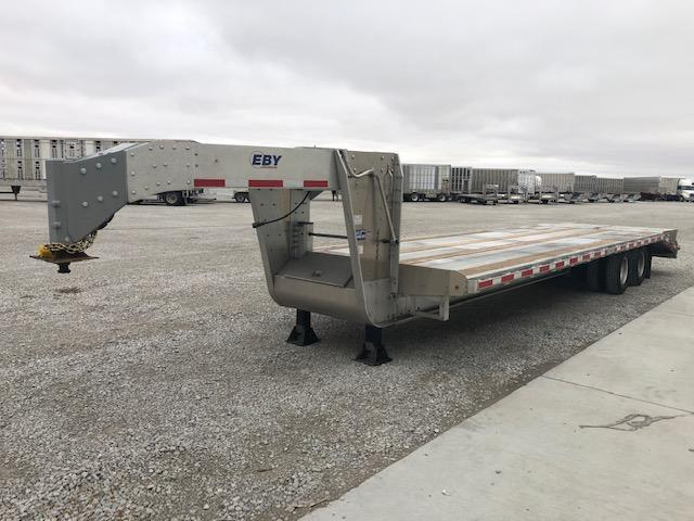 2020 Eby EBY 25'+5' 25K GN Equipment Trailer  GN Equipment