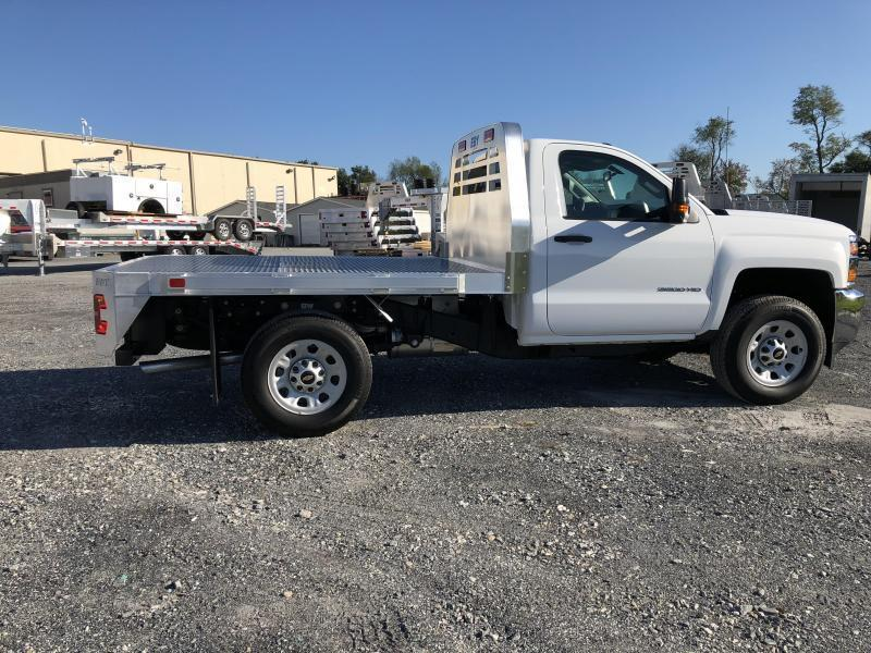 """EBY 9' x 97 1/4"""" Big Country Flatbed"""