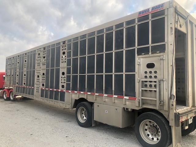 "2019 EBY Bull Ride 53'x102"" Shallow Pot Spread"
