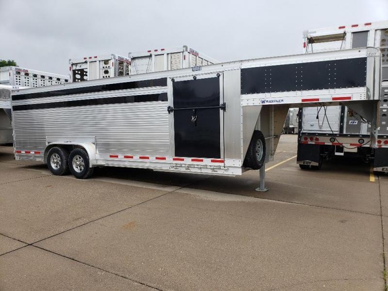 "2020 EBY Ruff Neck 26'x8'x6'6"" Final Drive Livestock Trailer"