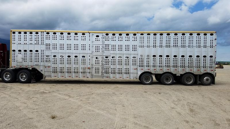 2010 Merritt Equipment Gold Line Quad Livestock