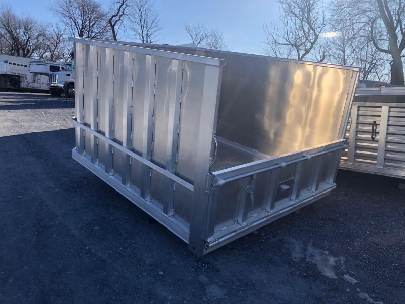 2019 EBY Edge/ Grain Body Truck Bed