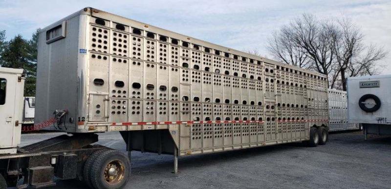 2009 EBY Bull Ride Livestock