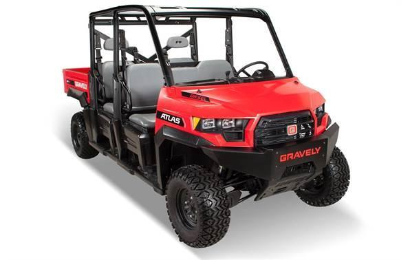 2018 Gravely Atlas JSV 6000 996201