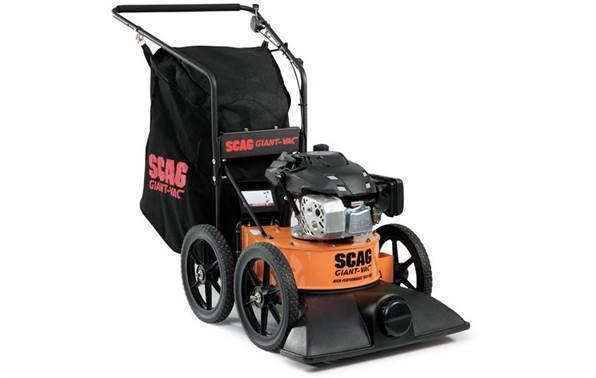 2018 Scag Power Equipment YV14-EA190