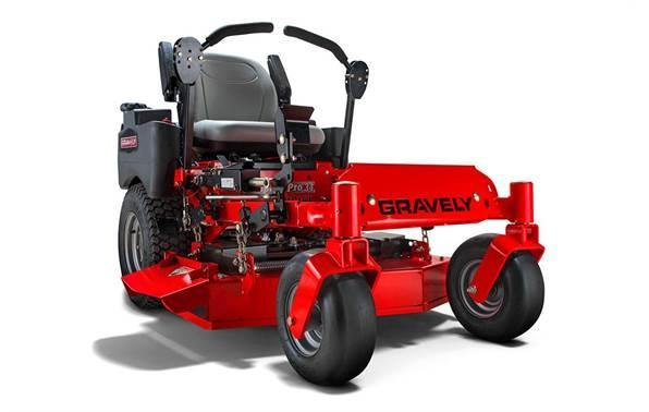 2018 Gravely Compact-Pro 34 991088
