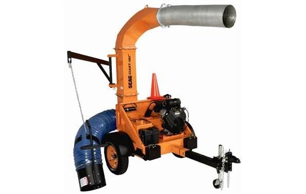 2018 Scag Power Equipment TLB25-37CH