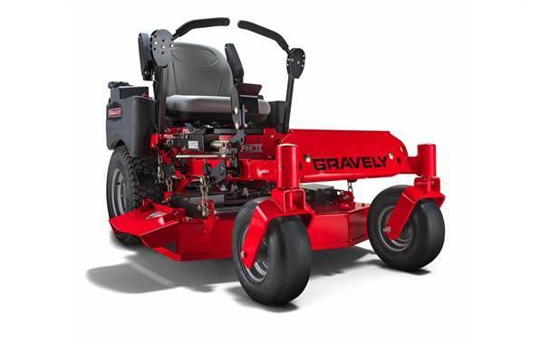 2017 Gravely Compact-Pro 34 991088