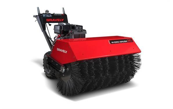 2018 Gravely Power Brush 36 926063