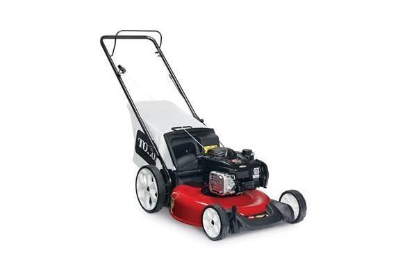 """2018 Toro 21"""" High Wheel Push Mower (21319)"""