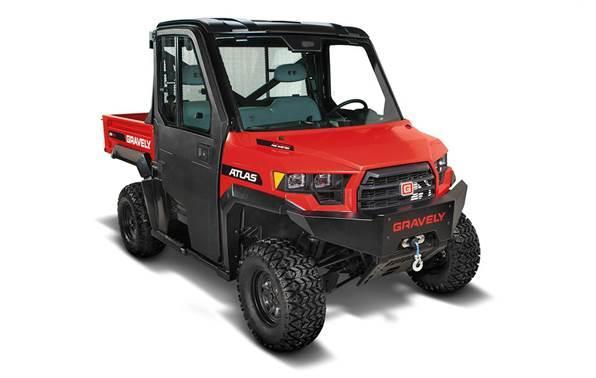 2018 Gravely Atlas JSV 3000 996200