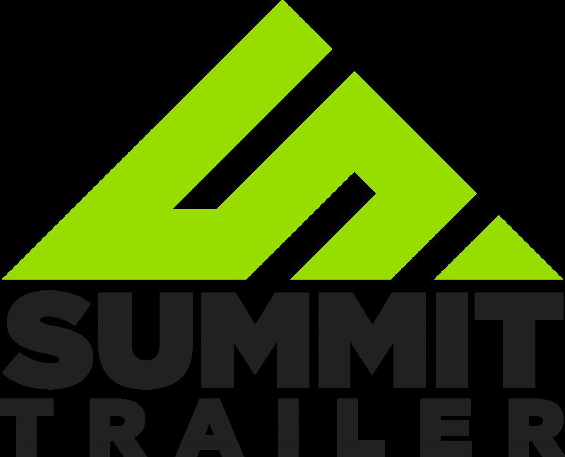 2020 Summit CASCADE Deckover 7X18 10K Equipment Trailer #L1005670
