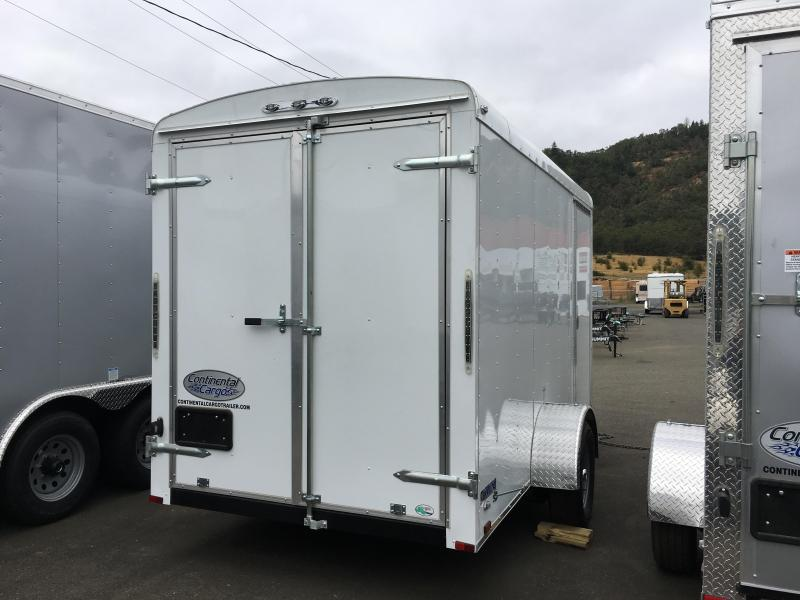 2020 Continental Cargo TW612SA TAILWIND 6X12 Enclosed Cargo Trailer #LF718814
