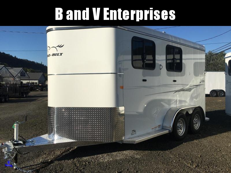 2020 Thuro-Bilt 2H LIBERTY Horse Trailer